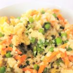 Intentional Lifestyle Cauliflower Fried Rice